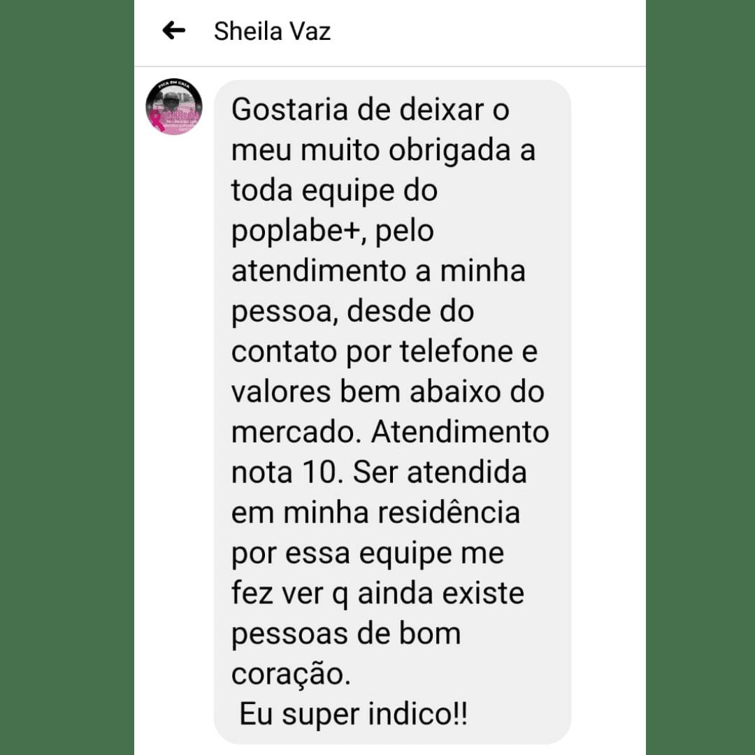 Sheila Vaz